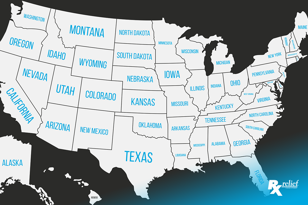 Top Paying States For Pharmacist Technicians Rx Relief