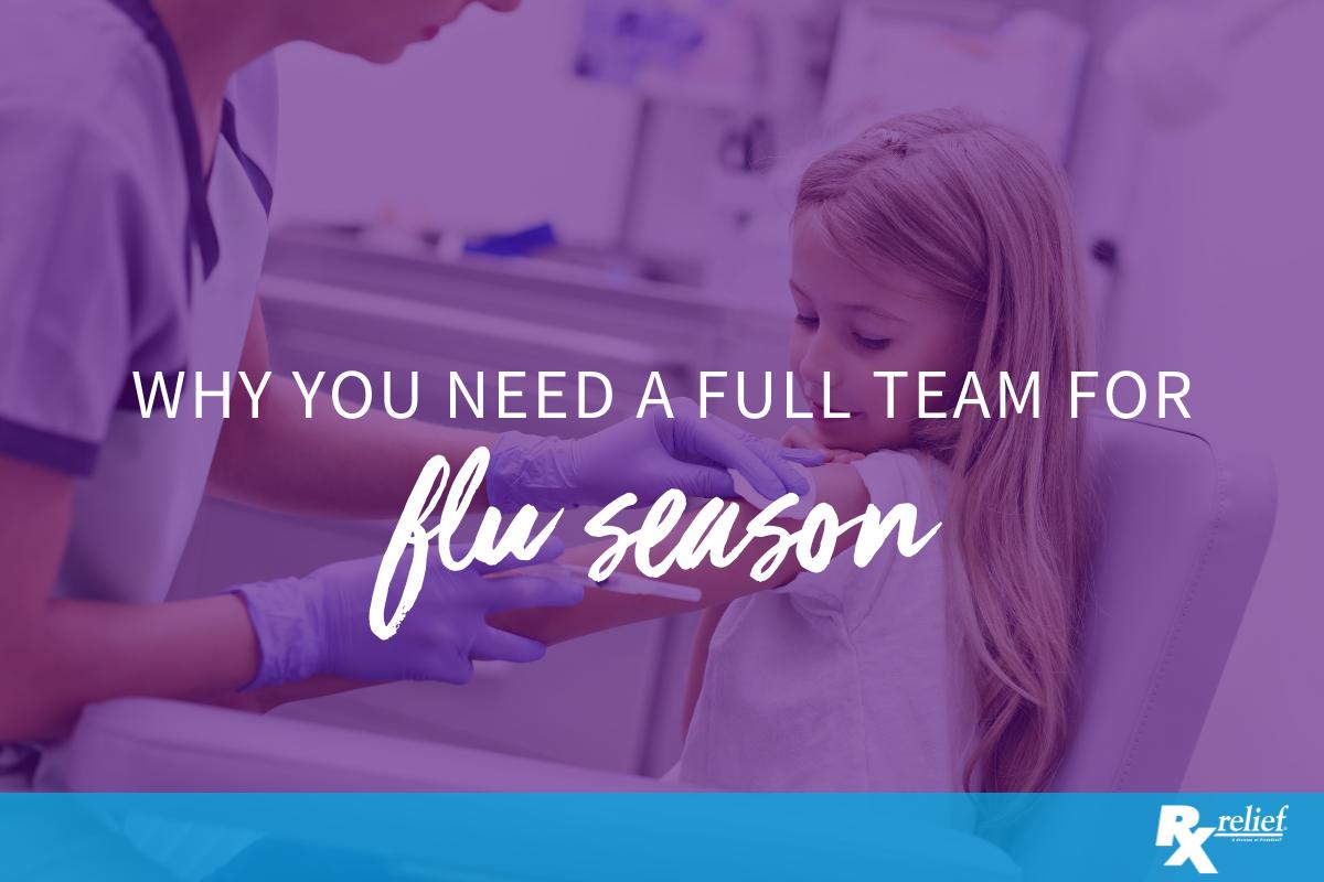 full team flu season