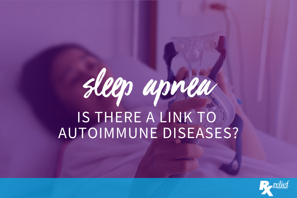 sleep apnea link to autoimmune