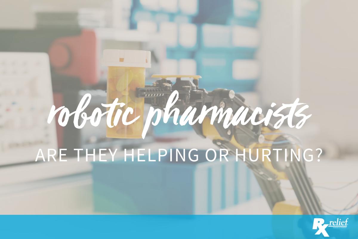robotic pharmacists