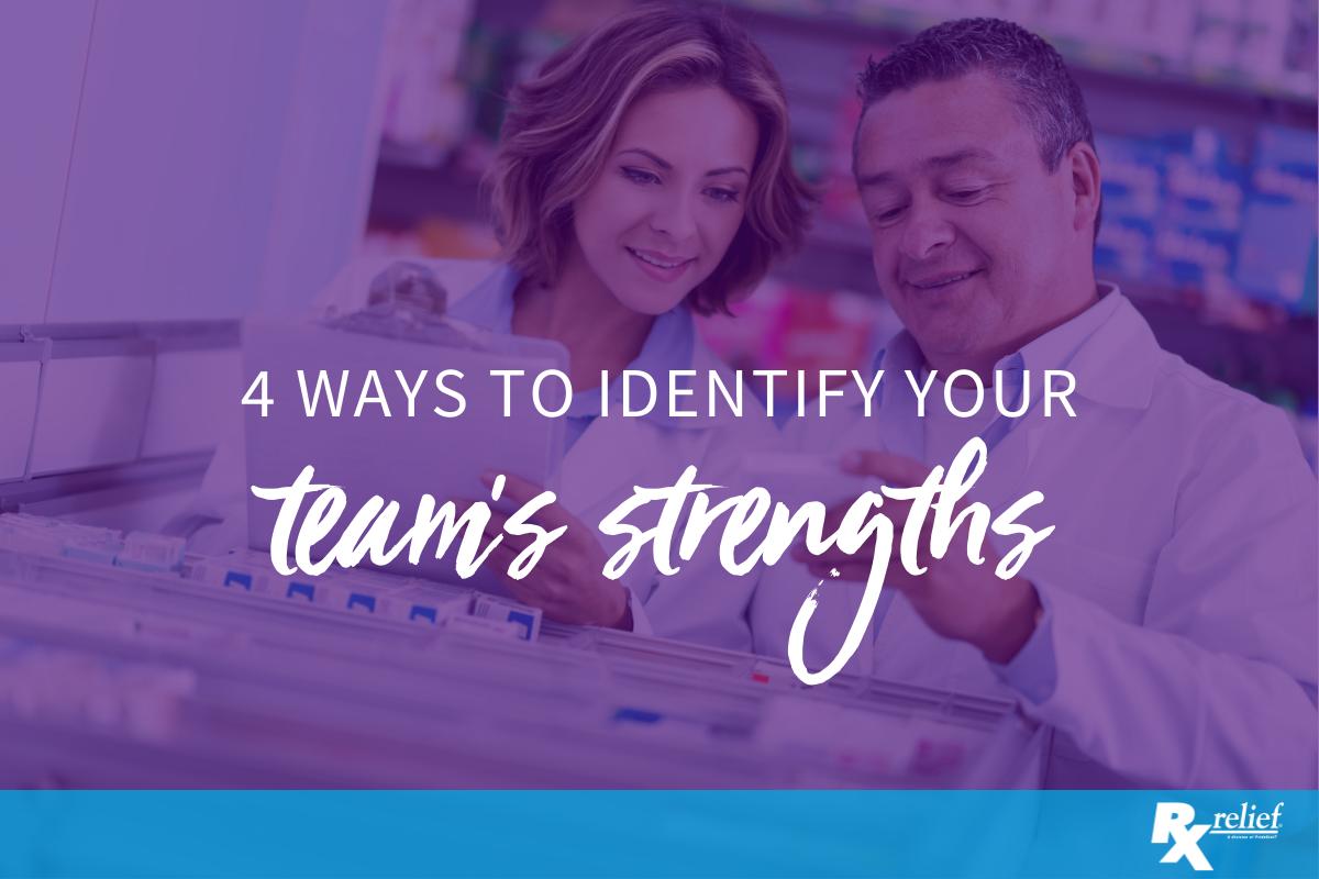 maximize team's strengths