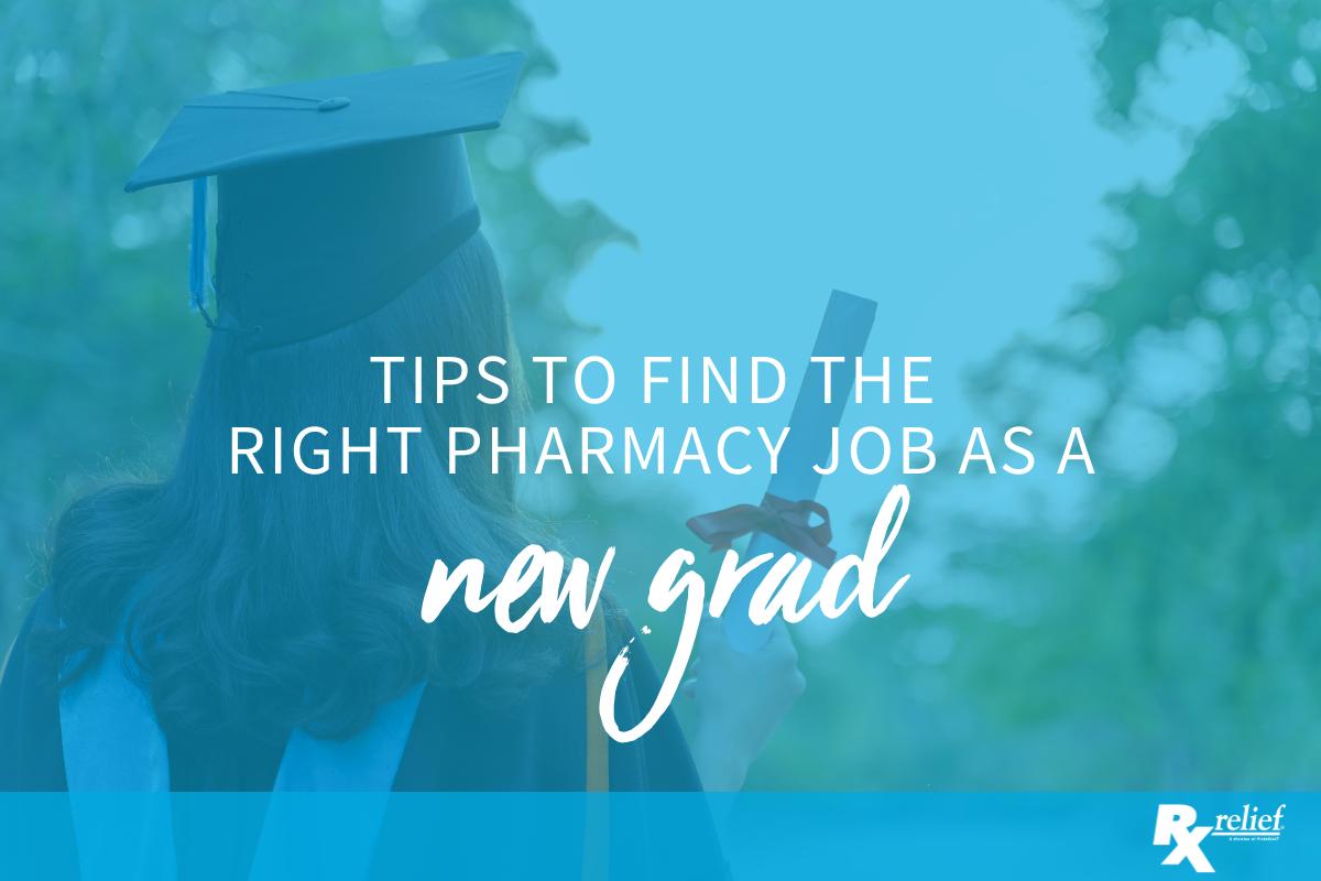 new grad pharmacy jobs