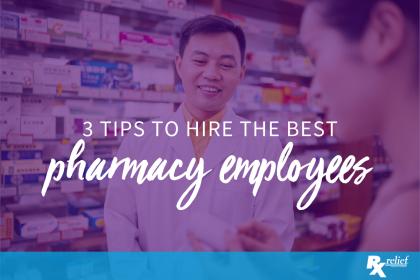 hiring pharmacy talent