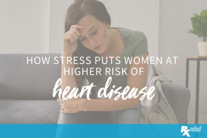 women stress and coronary heart disease